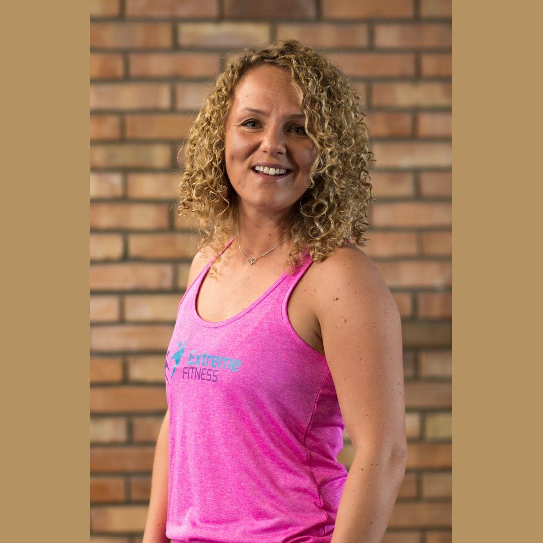 Instruktor Fitness Anna Hara – Szarek
