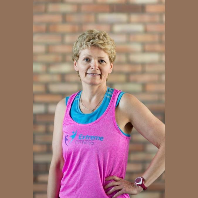 Instruktor Fitness Ewelina Machnik