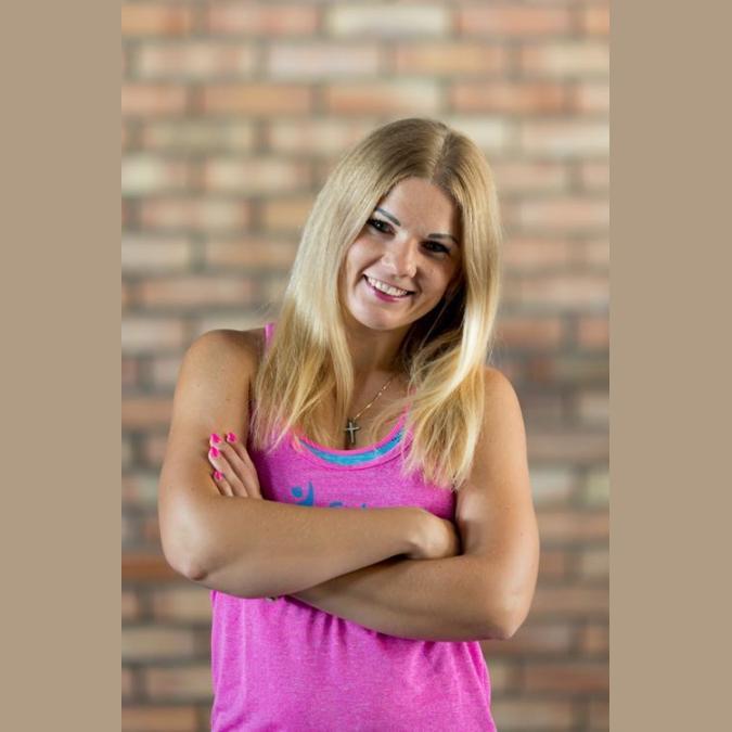 Instruktor Fitness Katarzyna Stachura