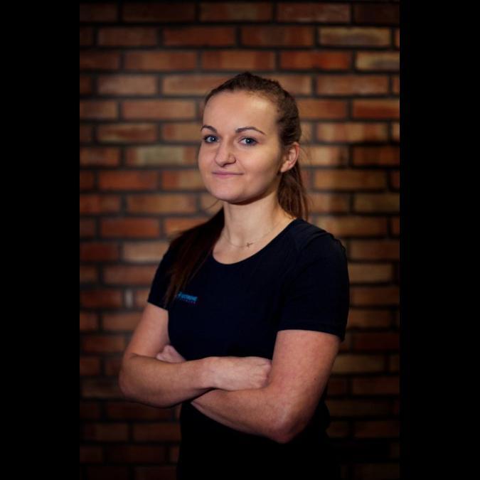 Trener Paulina Galemba