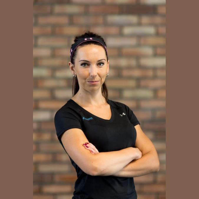 Trener Jolanta Kłosińska
