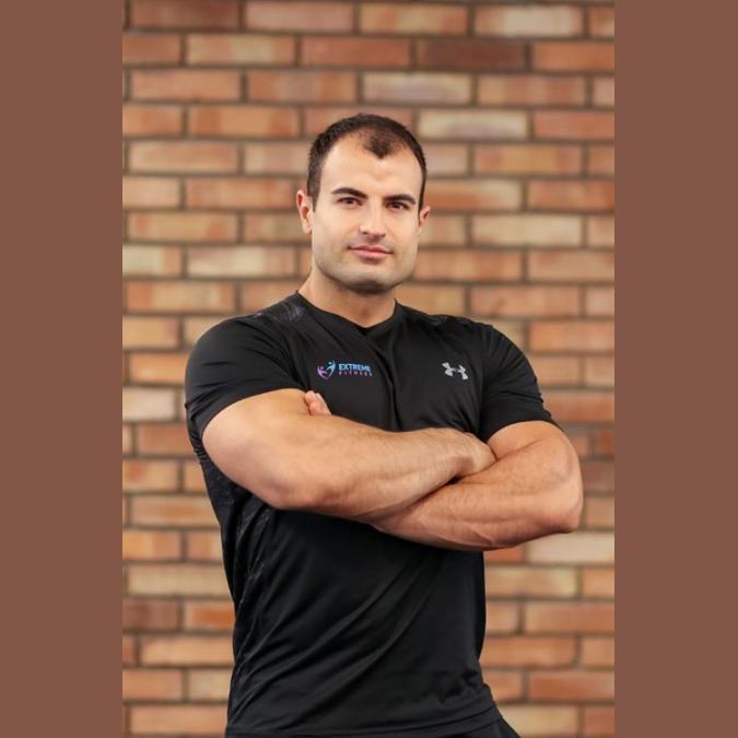 Trener Mariusz Kosior