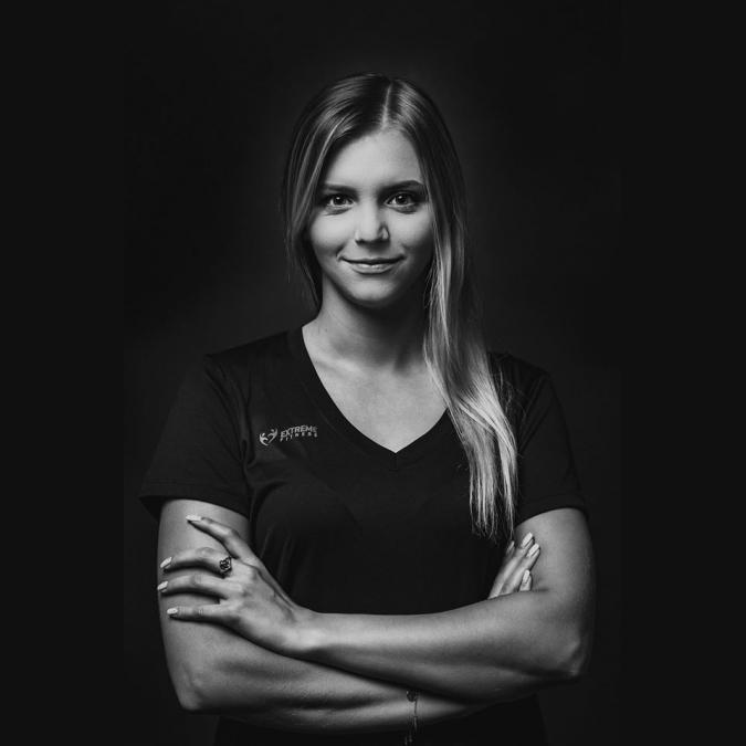 Trener Judyta Bieś