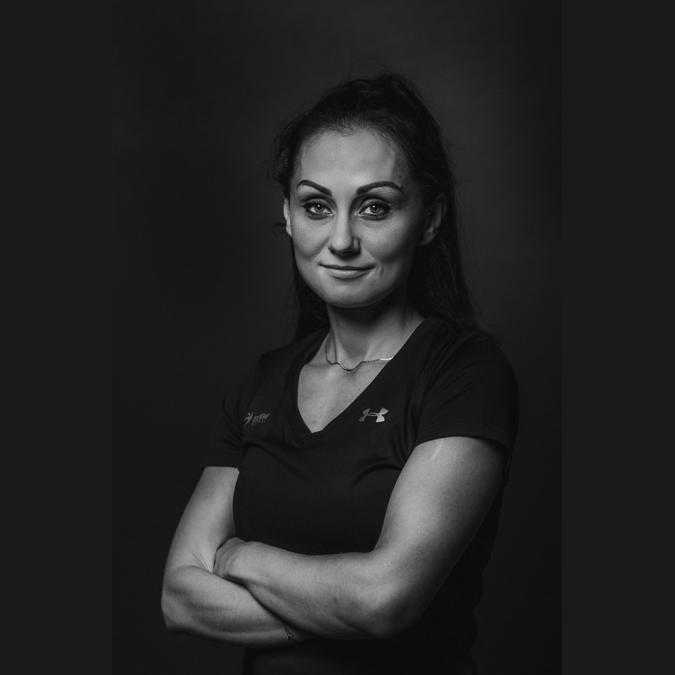 Trener Sylwia Dec