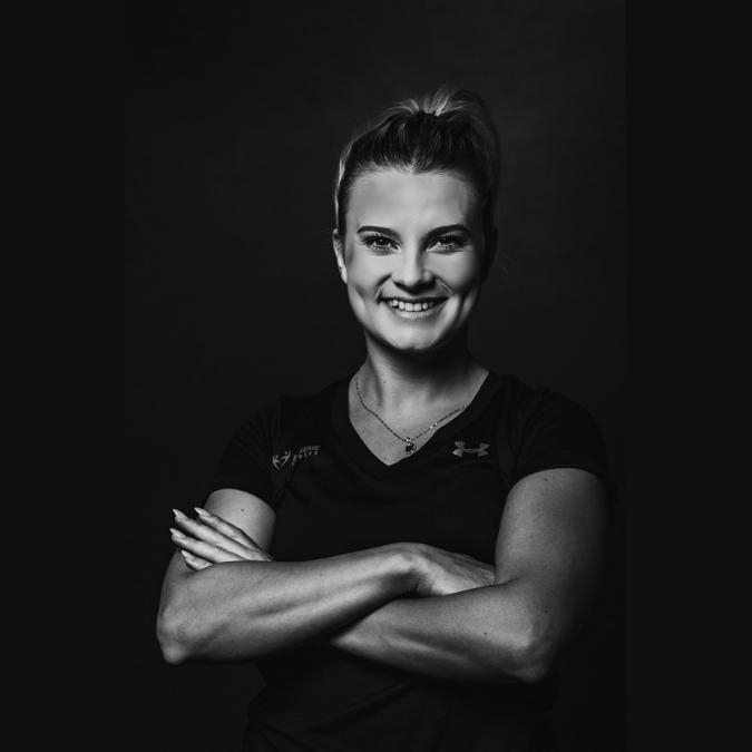 Trener Daria Jarosz
