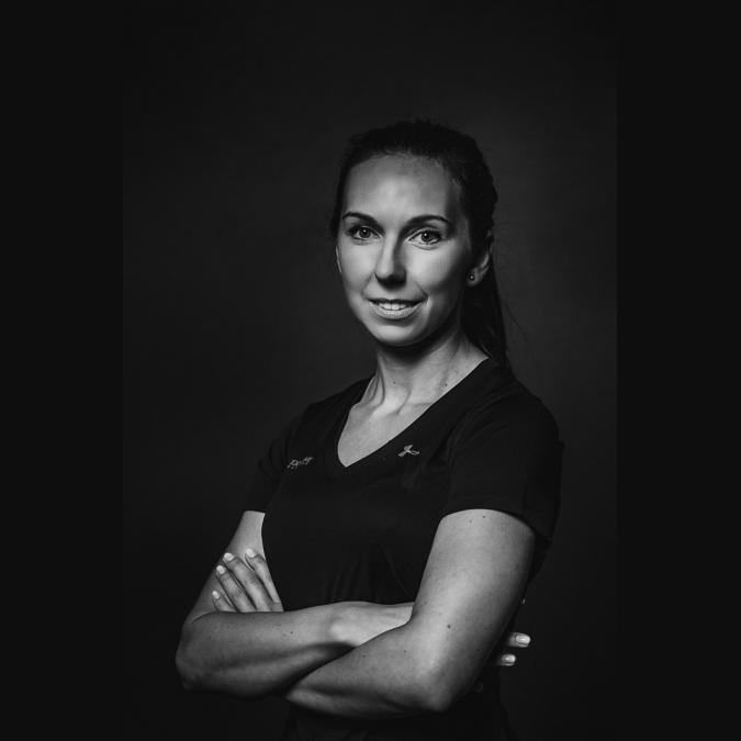 Trener Jolanta Kłosińka
