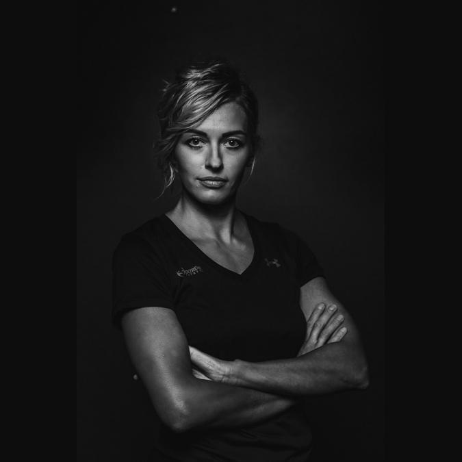 Trener Sylwia Siembab